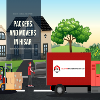Top Packers and Movers Services in Hisar